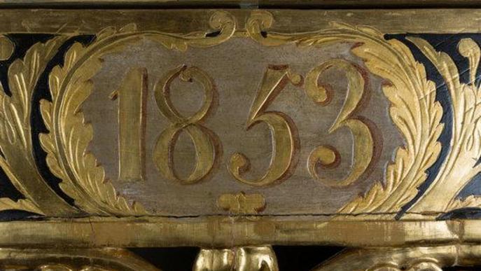 Data de l'obra de l'orgue de la catedral de Solsona