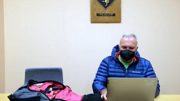 La pandèmia va posar de manifest la necessitat de disposar d'una bona connexió a Internet per poder teletreballar o estudiar en línia. El municipi de Vilaller, a l'Alta Ribagorça, que no disposa del servei de fibra òptica, ha vist durant aquest darrer any