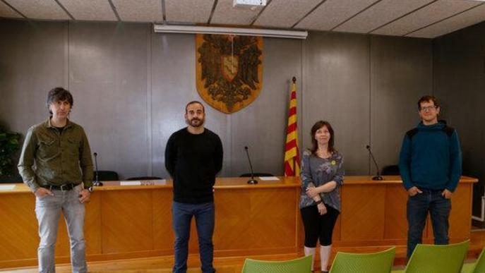 Baldo Farré (Som Poble) serà el nou alcalde de Sort
