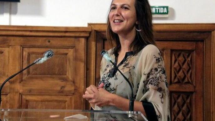 Directora del festival Dansàneu, Rut Martínez