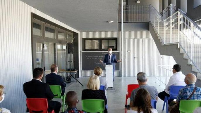 El conseller d'Educació remarca que el nou batxillerat haurà de ser més competencial i no servir només per preparar les PAU
