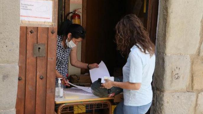 ⏯️ Indignació a la Vall de Lord, sense servei de Correus perquè la cartera està de baixa