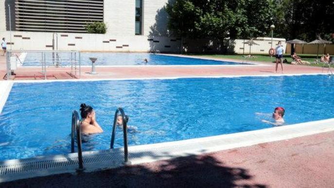 Lleida obre les piscines municipals amb cita prèvia i mesures anticovid