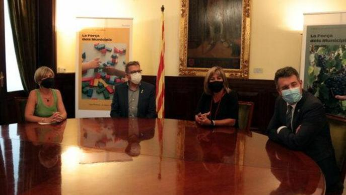⏯ Les diputacions donen suport a la candidatura als Jocs Olímpics d'Hivern del 2030