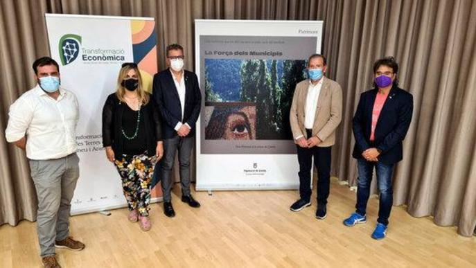 La Diputació de Lleida i els consells comarcals cofinancen sis projectes emprenedors a l'Alt Pirineu i l'Aran