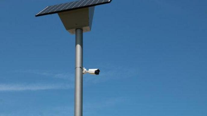 ⏯️ Entren en funcionament les primeres 19 càmeres instal·lades a l'Horta