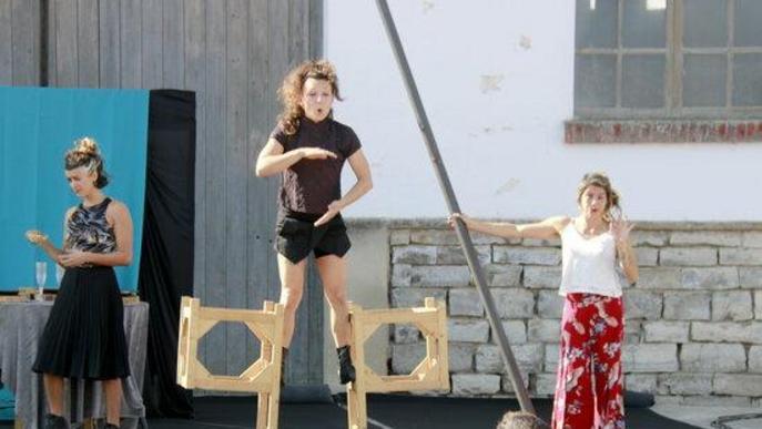⏯️ Cal Trepat s'omple de teatre, circ i dansa per la FiraTàrrega