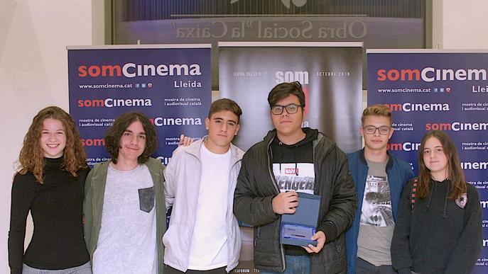Oberta la convocatòria del 2n Concurs de Curtmetratges Som Secundària per a l'alumnat dels instituts de les Terres de Lleida