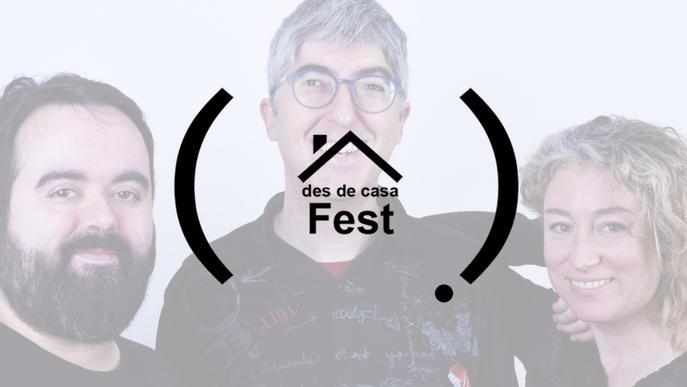 El festival 'desDeCasaFest' finalitza amb un cap de setmana dedicat a la literatura lleidatana