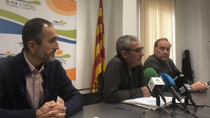 Les pluges deixen sense classe mig miler d'alumnes al Pla d'Urgell