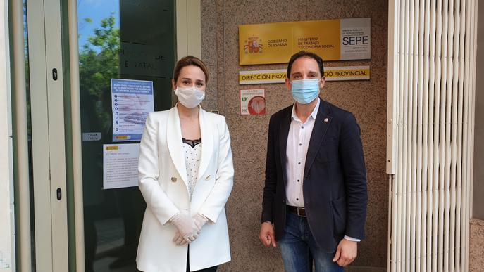 L'Estat destina 28,5 milions d'euros per a treballadors i treballadores de Lleida