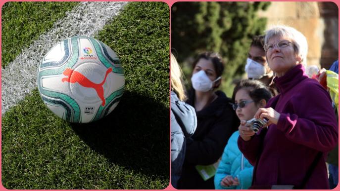 Ja hi ha dates pel retorn de la lliga de futbol professional i la reobertura de fronteres als turistes estrangers