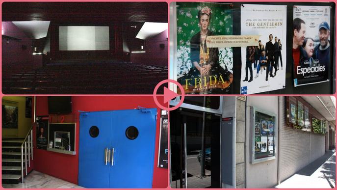 ⏯️ Fase 2: les sales de cinema i teatre de l'Alt Pirineu i Aran seguiran tancades tot i poder obrir