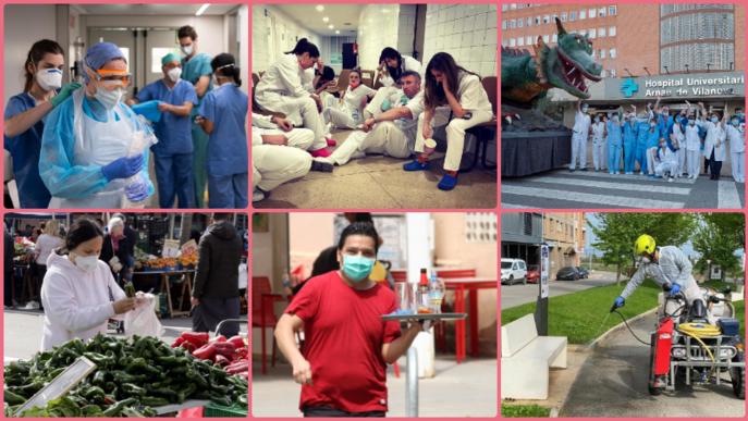 Tres mesos de coronavirus a Catalunya