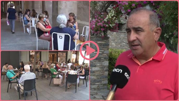 """⏯️ L'Hostaleria de Lleida, """"decebuda"""" i """"emprenyada"""" per poder obrir només les terrasses al 50%"""