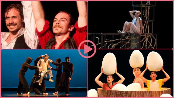 ⏯️ Alpicat programa quatre espectacle per a la Temporada d'Arts Escèniques