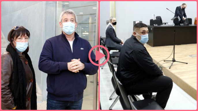 """⏯️ L'acusat de l'accident mortal a l'N-240: """"La família busca un culpable però no sóc jo"""""""