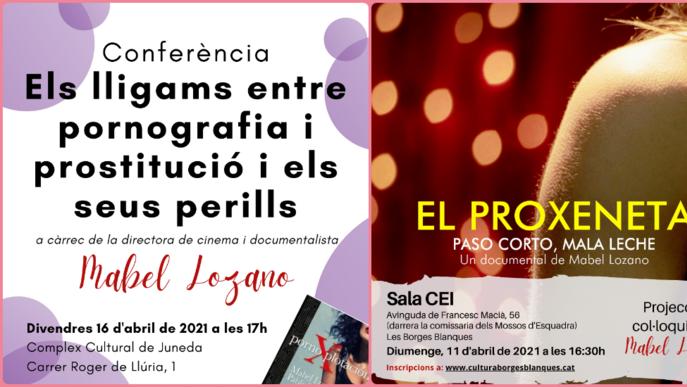 """Les Garrigues debat sobre les """"Conseqüències del consum de prostitució"""""""