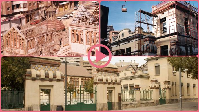 ⏯️ Descobreix la història de l'Escorxador de Lleida, explicada amb imatges i testimonis