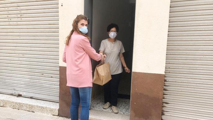 Paella solidària per als usuaris d'Aspid