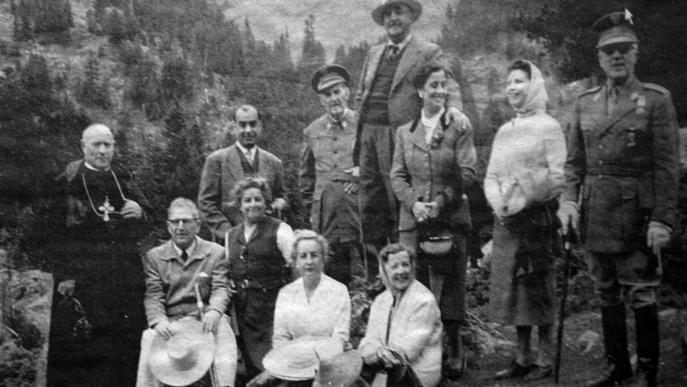La Vall Fosca dedica una exposició als 'Pescadors de muntanya'