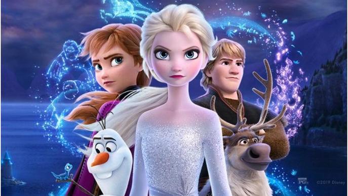 'Frozen II' s'estrena avui en català a 33 sales de cinema