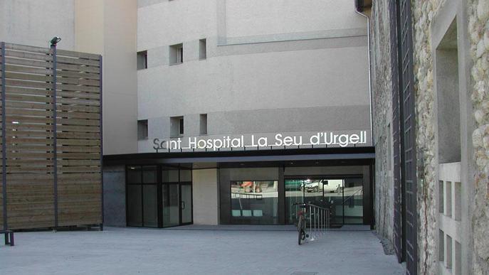 Els hospitals de la Seu d'Urgell i Cerdanya, sense cap ingressat amb covid-19 ni casos pendents de resultats