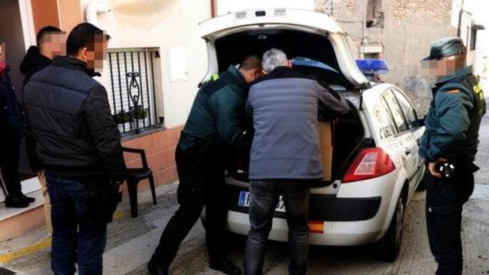 Almenys nou detinguts a la demarcació de Lleida en una operació contra el tràfic de drogues a diversos punts de l'Estat