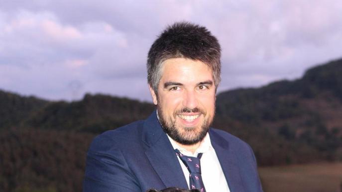 Guifré Palau, nou director de centre del Santa Maria de Lleida