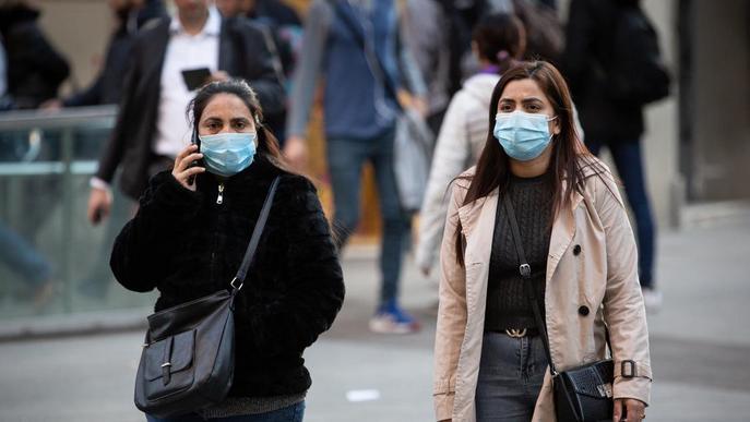 Quatre nous casos eleven a 28 els afectats per coronavirus a Catalunya