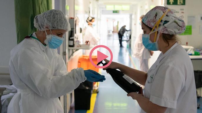 ⏯️ Un de cada quatre metges s'han plantejat abandonar la professió per l'impacte físic i emocional de la pandèmia