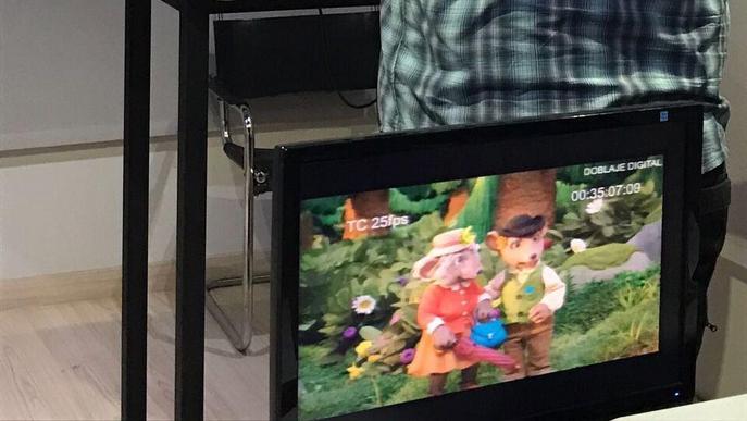 """Els Pastorets Rock doblen al """"lleidatà"""" una popular pel·lícula d'animació noruega"""