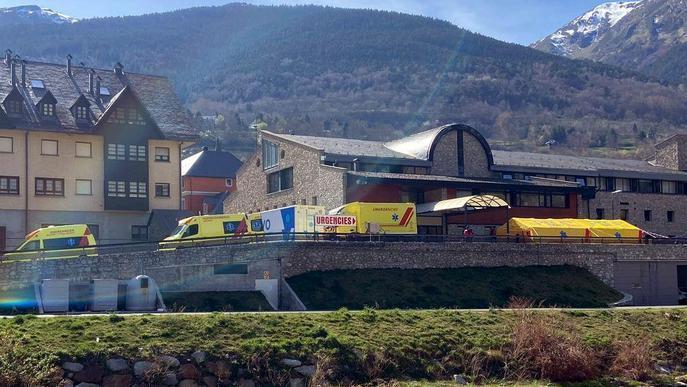 Espitau Hospital Aran