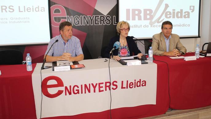 Enginyers Lleida finança un projecte de l'IRBLleida sobre dona i tabaquisme
