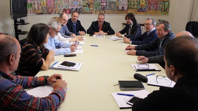 Conveni de col·laboració per potenciar les set estacions de nòrdic catalanes