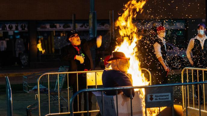 Rosselló celebra el Carnestoltes amb més de 200 participants