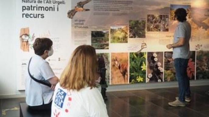El Punt Òmnia ha dut terme el segon taller d'Ecoturisme Urbà