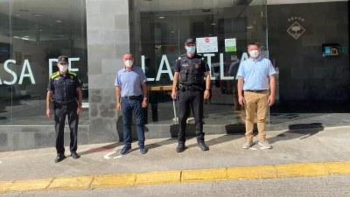 Policia Local Alcarràs