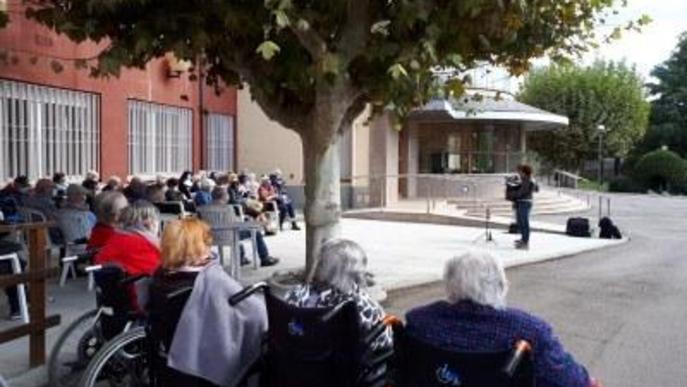 Arrenca la Festa de la Gent Gran de la Seu d'Urgell