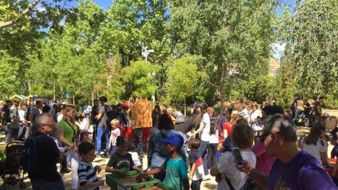 Festa Major de jocs i espectacles infantils amb una nodrida representació de companyies lleidatanes