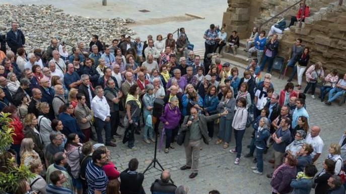 Lleida recorda la memòria del setge i el saqueig del 1707 dins dels actes de la Diada