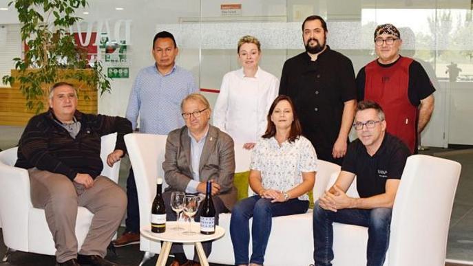 Un menú elaborat per quatre xefs i maridat amb deu vins de Lleida obrirà la Festa del Vi