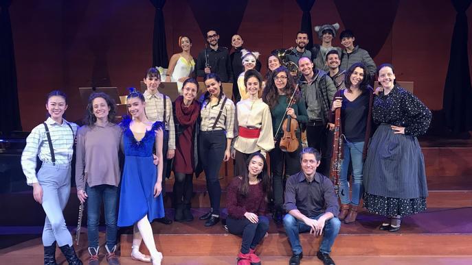 Cap de setmana ple de teatre a Lleida