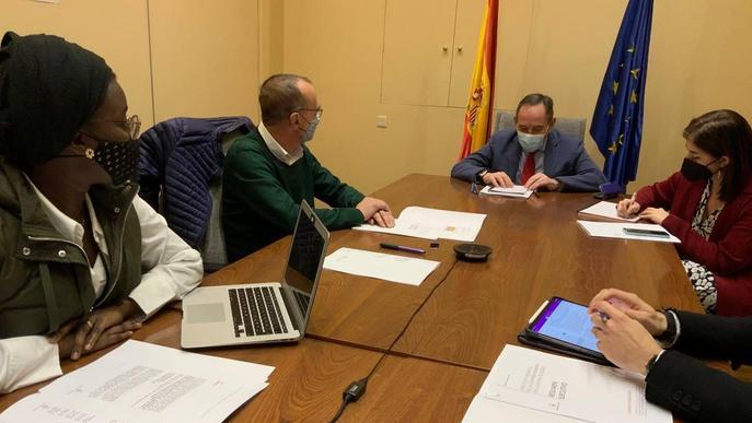 Pueyo reclama al Govern espanyol més implicació en la gestió de la campanya de la fruita