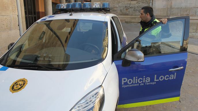 Dos detinguts, una setantena d'identifcats i sis denunciats a Tàrrega per garantir el confinament