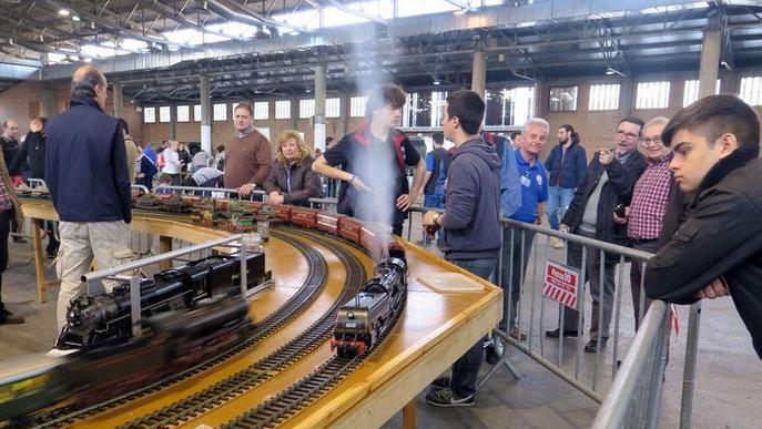 Ajornat el saló Lleida Expo Tren pel coronavirus