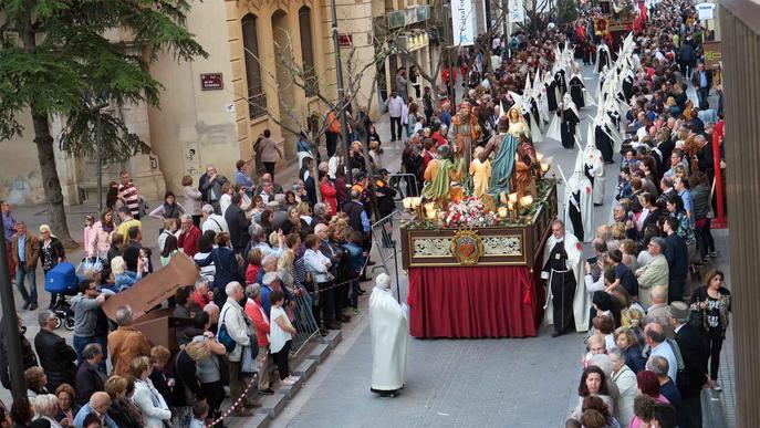 El bisbe de Lleida lamenta la suspensió de les processons de Setmana Santa