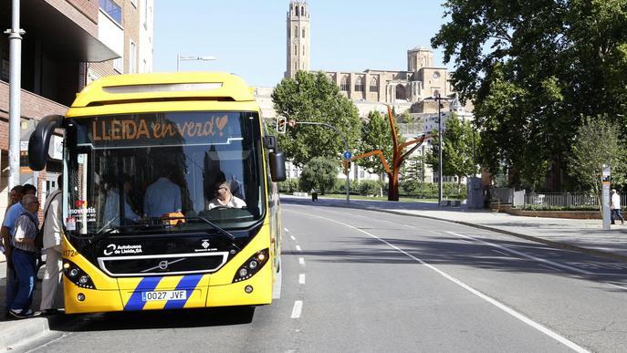 La Paeria implantarà per primera vegada un servei de bus nocturn per les Festes de la Tardor