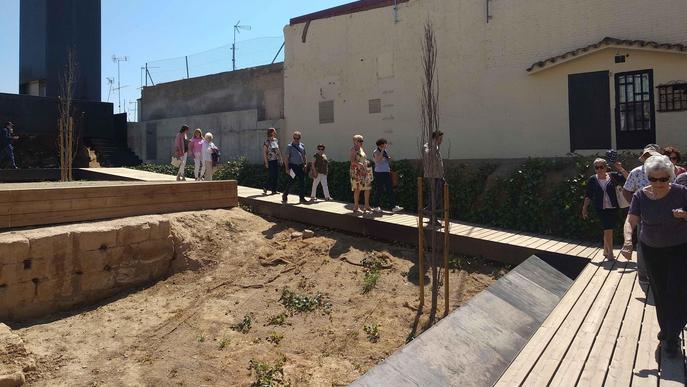 Més de 1.500 persones passen per la Cuirassa de Lleida