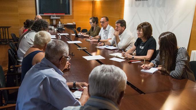 Compromís municipal per millorar el Centre Històric de Lleida